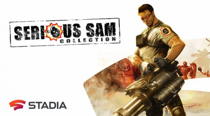 Serious Sam Collection Stadia
