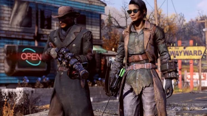 Fallout 76 Wastelanders (1)