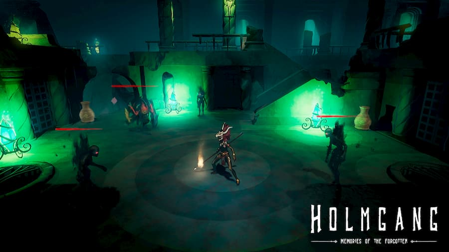 Holmgang Screenshot_Kickstarter_02Logo