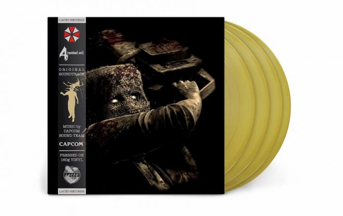 Resident Evil 4 Laced Records