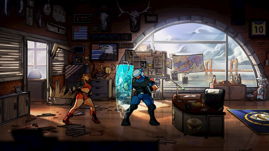 Streets Of Rage 4 0010