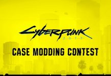 cd projekt red cyberpunk 2077 contest