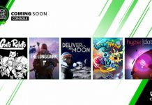 Xbox Game Pass April