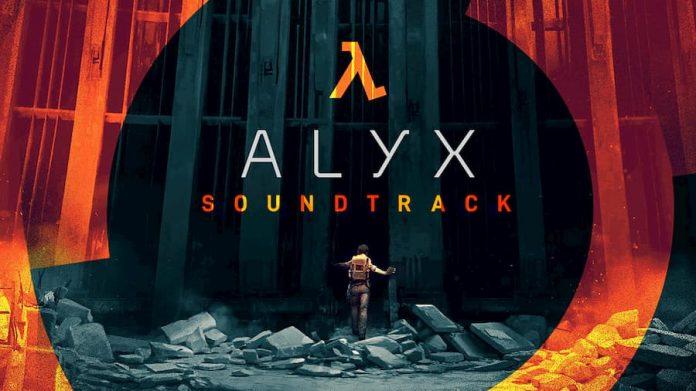 Half-Life Alyx soundtrack