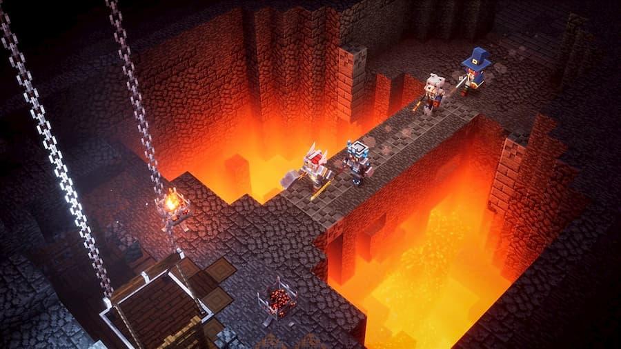Minecraft Dungeons (1)