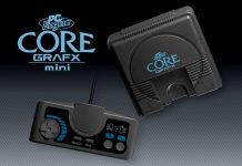 PC Engine CoreGrafx mini TurboGrafx-16 Mini