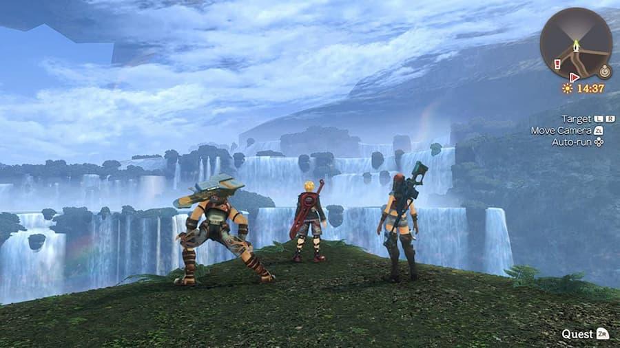 Xenoblade Chronicles (1)
