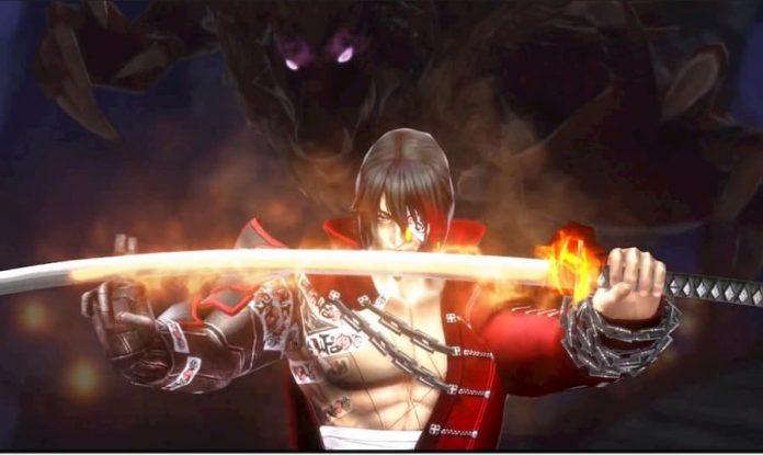 Zangetsu Bloodstained (1)