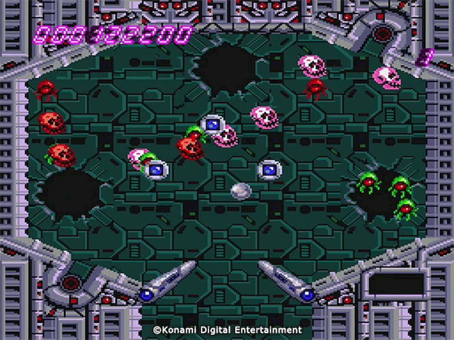 Core Grafx TurboGrafx-16 Mini Alien Crush