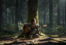 The Last of Us Part II Artwork