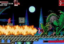 Bloodstained Curse of the Moon 2 (1)