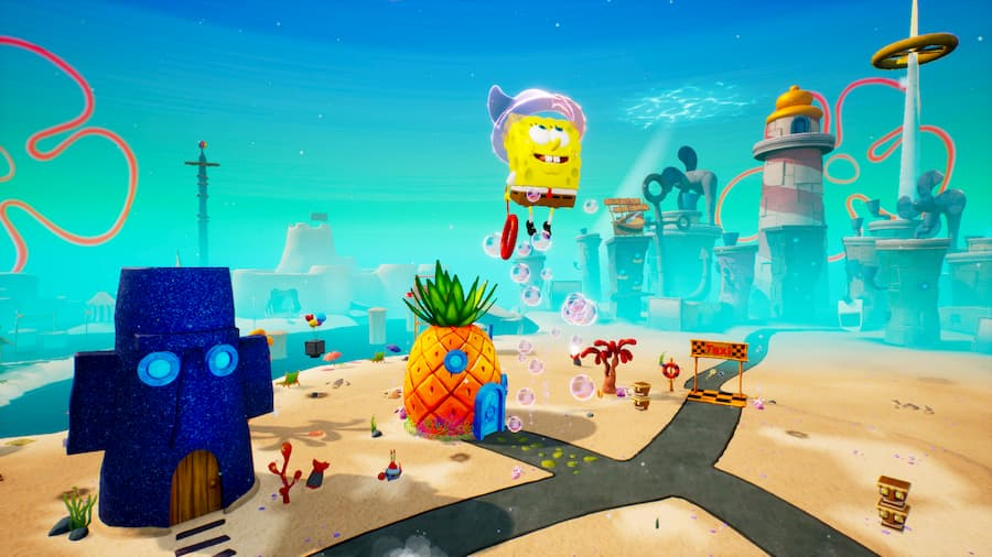 Spongebob Squarepants Battle for Bikini Bottom (1)