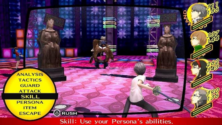 Persona 4 Golden 3