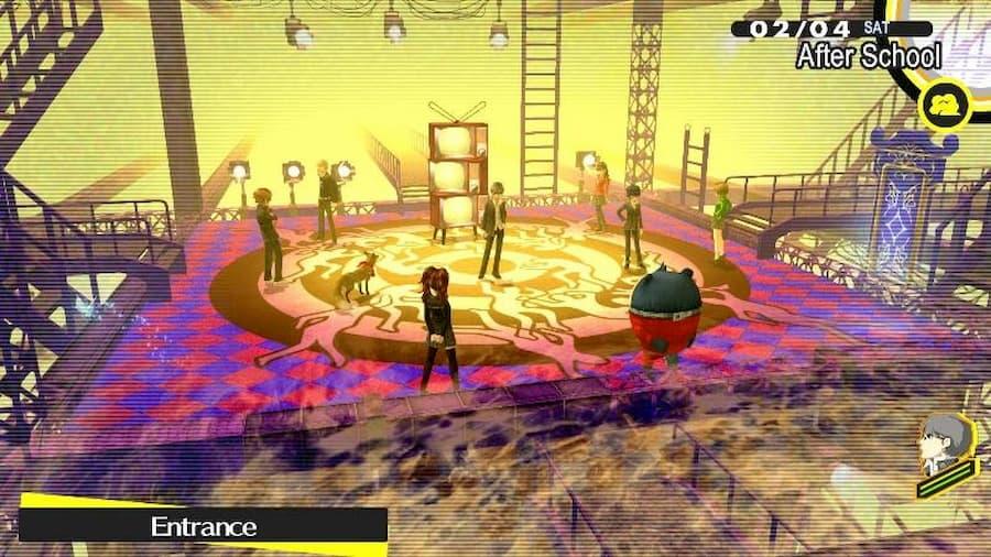 Persona 4 Golden 2
