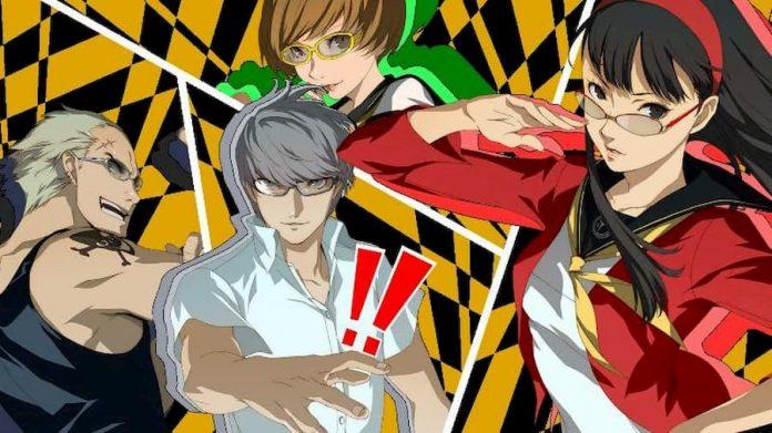 Persona 4 Golden 1