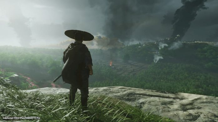 Ghost of Tsushima 01_Overlook 02