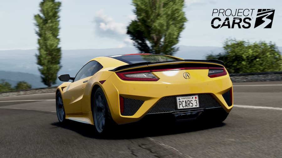 Project Cars 3 AcuraNSX_Tuscany_2