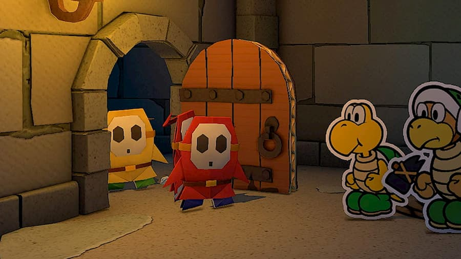 Paper Mario The Origami King 3 (1)