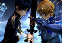 Sword Art Online Alicization Lycoris 2 (1)