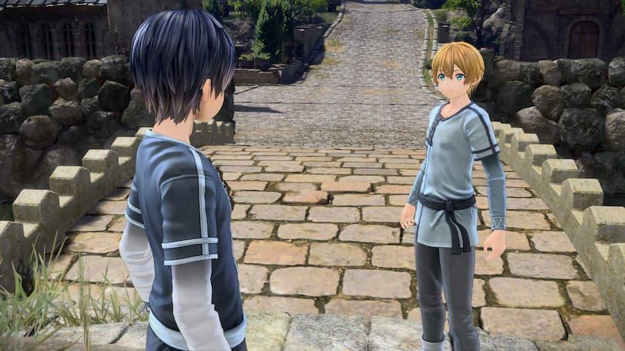 Sword Art Online Alicization Lycoris 3 (1)
