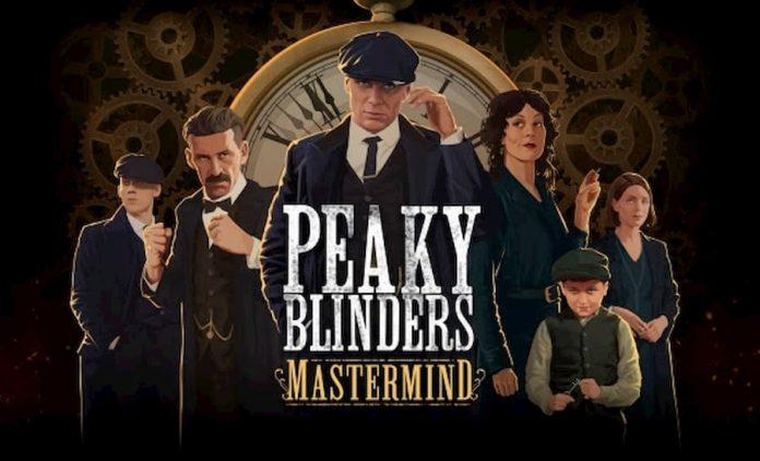 Peaky Blinders: Mastermind Title
