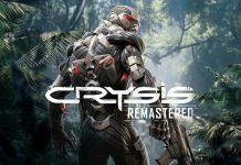 Crysis Remastered keyart-logo