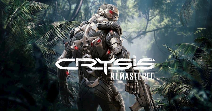 Crysis Remastered keyart-logo