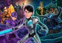 Trollhunters: Defenders of Arcadia review
