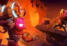 dead cells barrels o fun