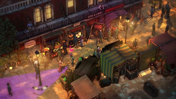 Desperados Iii S First Dlc Mission Is Now Available Gamespew