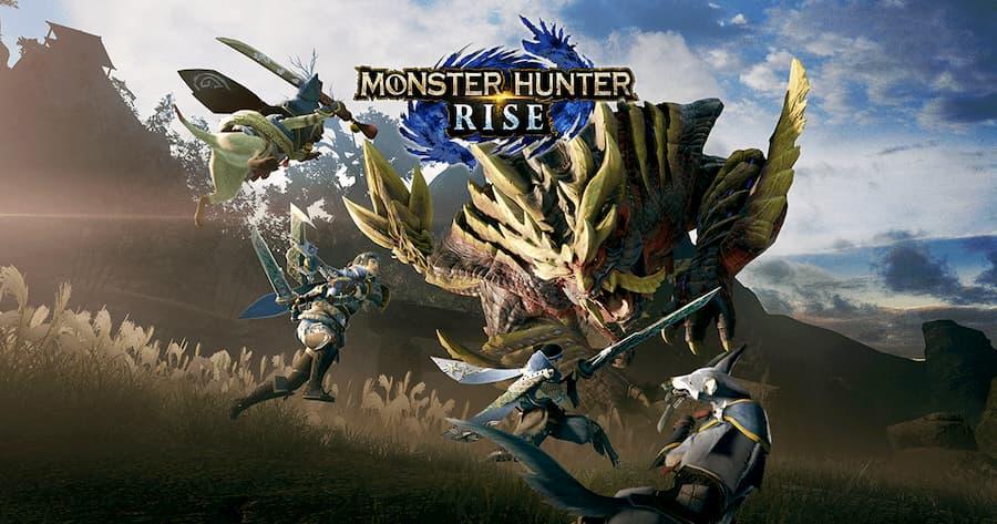 monster hunter switch