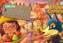 Animal Crossing Gift Guide