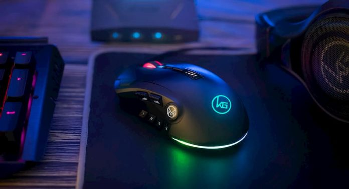 Pro MMO Gaming Mouse