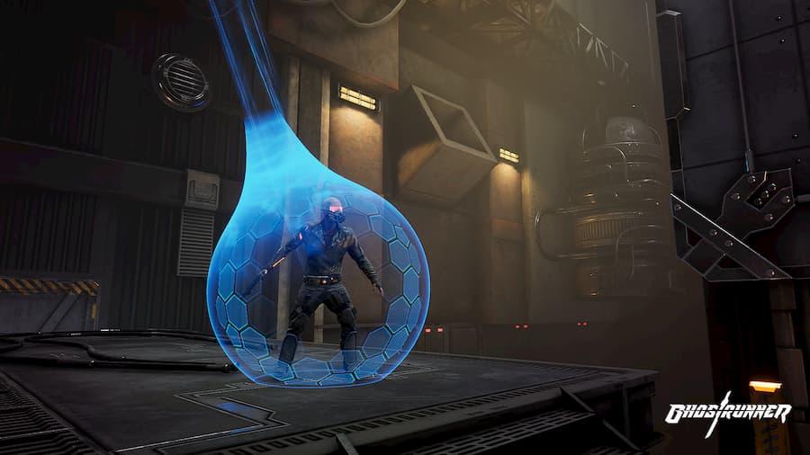 Ghostrunner body 2
