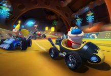 Nickelodeon Kart Racers 2: Grand Prix