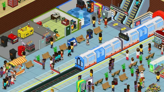 Overcrowd: a commute 'em up