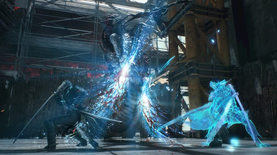 Devil May Cry 5 Special Edition 4