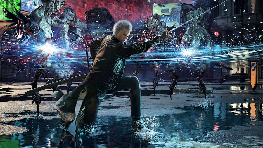 Devil May Cry 5 Special Edition 2