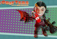 Georifters horror update