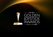Golden Joystick Awards 2020