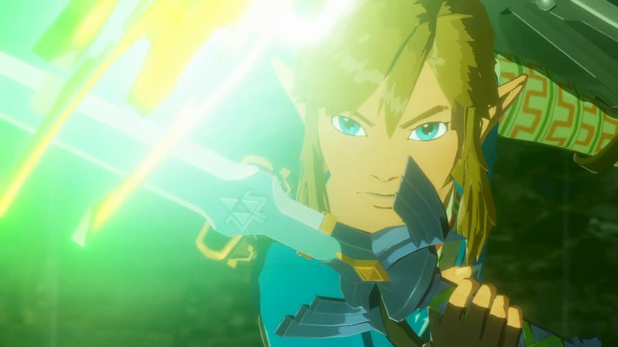Hyrule Warriors Age Of Calamity Preview A Link To The Past Gamespew