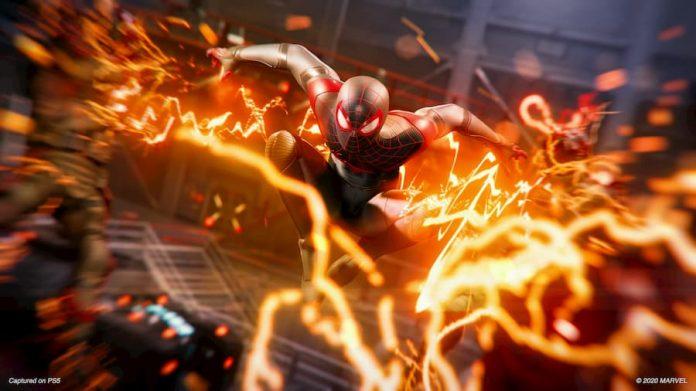 Spider-Man Miles Morales 1