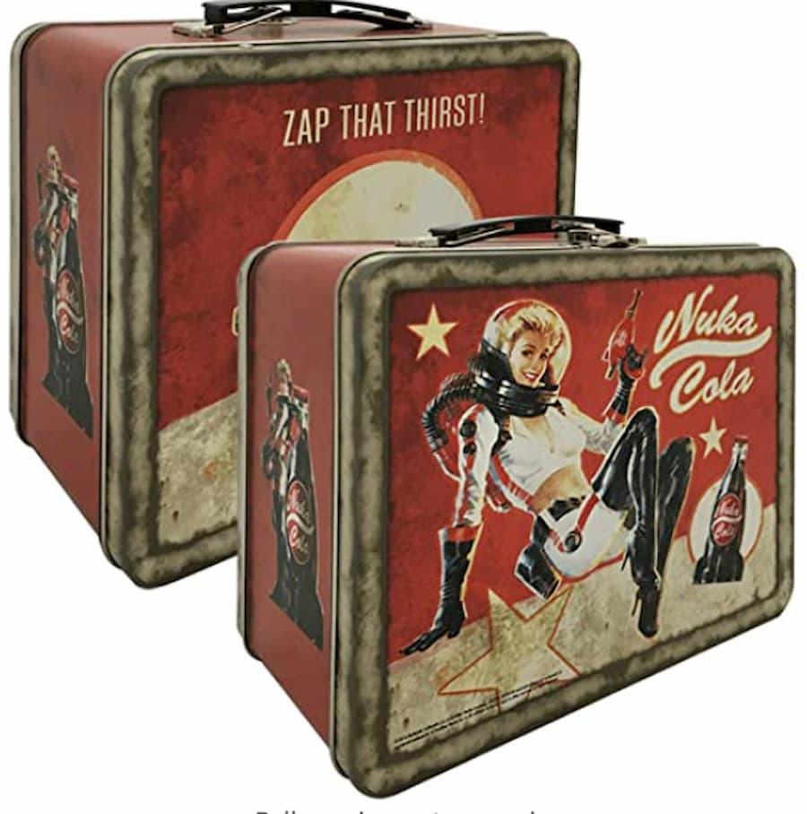 Fallout Nuka Cola Lunchbox