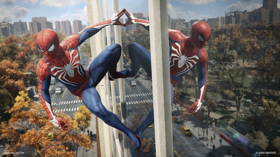 Spider-Man Remastered 2