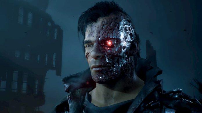Terminator: Resistance Infiltrator Mode