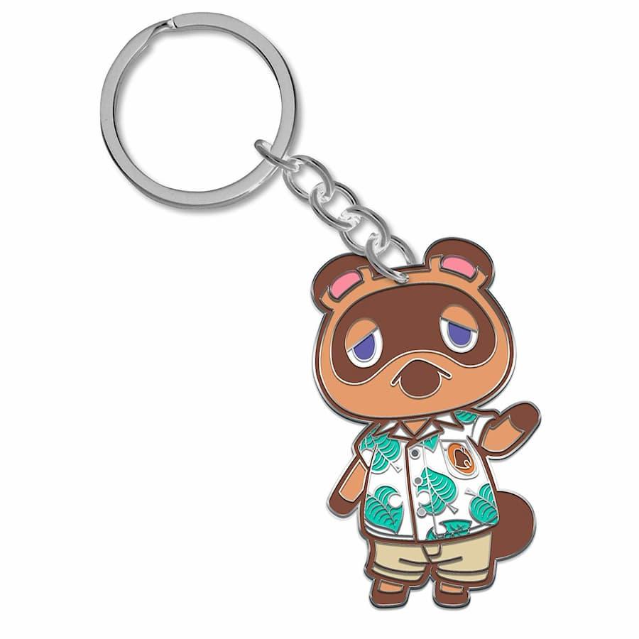 Animal Crossing Keychain