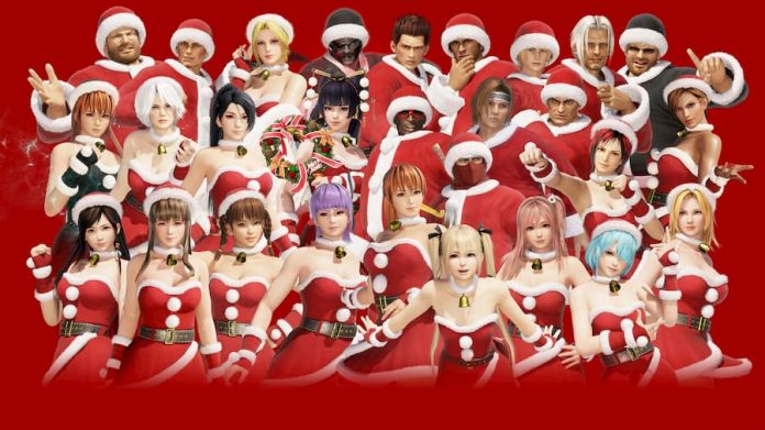 Dead or Alive 6 Christmas (1)