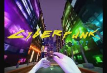 Cyberpunk PS1