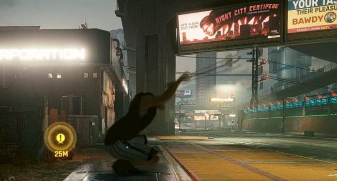 Headless V in Cyberpunk 2077