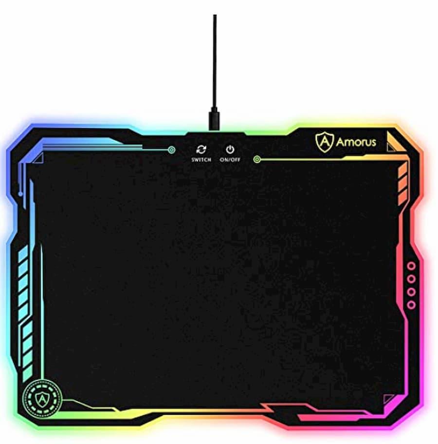 LED Mouse Pad